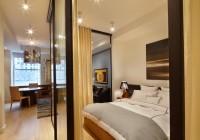 Curtain Room Dividers Studio Apartments