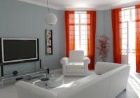 Curtains Living Room Modern