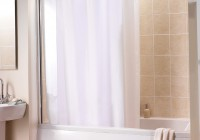 curved shower curtain track