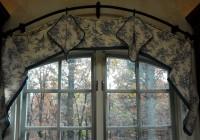 Curved Window Curtain Rod