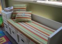 Custom Bench Cushions Indoor