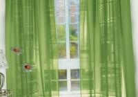 Dark Green Velvet Curtains
