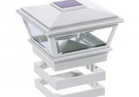 Deck Solar Lights Post Caps 6×6