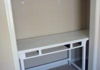 Desk In Closet Pictures