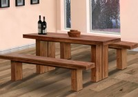 Dining Room Bench Plans