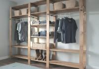 Diy Wood Closet Shelves