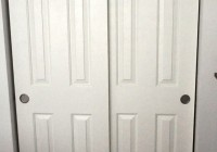 Double Closet Door Knobs