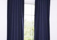 Eclipse Blackout Curtains Navy