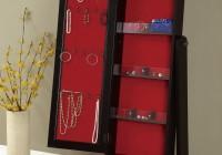Floor Length Mirror Jewelry Armoire