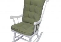 Glider Rocker Replacement Cushions Set