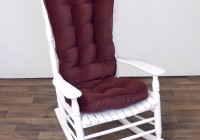 Glider Rocking Chair Cushions Covers