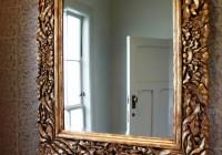 Gold Framed Mirror Ikea