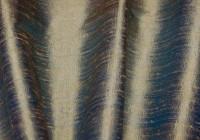 Green Raw Silk Curtains