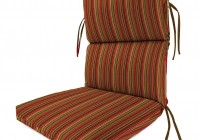 High Back Chair Cushions