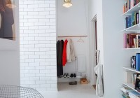 Ideas For Closet Without Doors