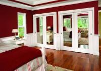 Ideas For Mirrored Closet Doors