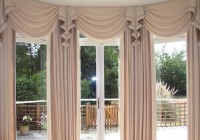 Large Bay Window Curtains