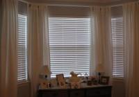 Living Room Curtain Ideas For Bay Windows