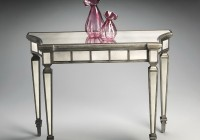 Mirrored Sofa Table For Sale