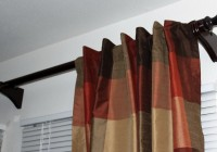 Modern Wooden Curtain Rods