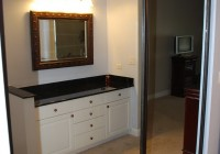 Oil Rubbed Bronze Mirrored Closet Doors