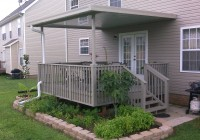 Permanent Awnings For Decks