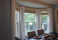 Pictures Of Curtains On Bay Windows