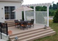 Privacy Screens For Decks Outdoor