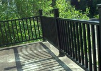 Pvc Deck Railing Reviews
