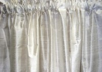 Raw Silk Curtains Ready Made