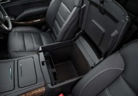 Removable Center Console For Bench Seat