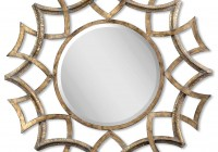 Round Mirror Wall Decor