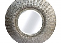 Round Wall Mirror Decor