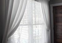Sheer Curtain Ideas Pinterest