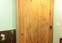 sliding closet doors wood