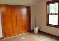Sliding Double Closet Doors