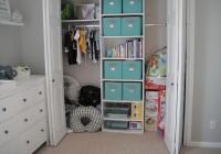 Small Closet Organization Diy