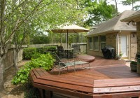 Small Deck Ideas For Small Backyards
