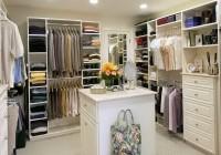 Small Walk In Closets Ideas