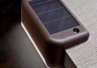solar deck lights canada
