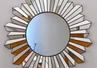Sunburst Wall Mirrors Decorative