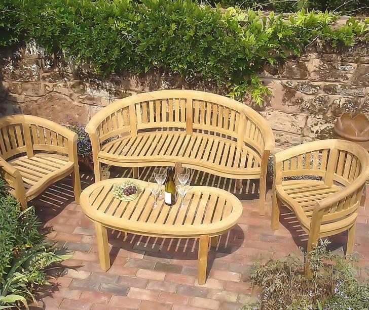 Permalink to Teak Garden Bench Sydney