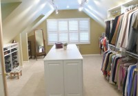 Track Lighting Walk In Closet