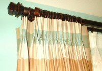 Traverse Curtain Rods Installation