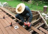 Trex Decking Installation Manual