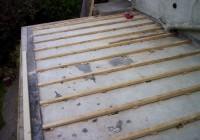 Under Deck Waterproofing Membrane