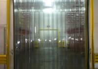 Vinyl Strip Door Curtain
