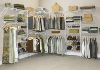 Walk In Closet Wire Shelving