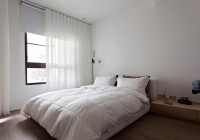 White Bedroom Curtains Decorating Ideas