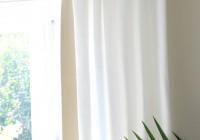 White Wood Curtain Rod Brackets